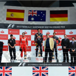 F1 Podium – Worldwide Locations