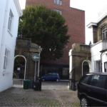 Arch Repair - Knaresborough Place, Kensington