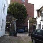 Arch Repair - Knaresborough Place, Kensington