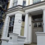 Facade Restoration, Kensington Olympia